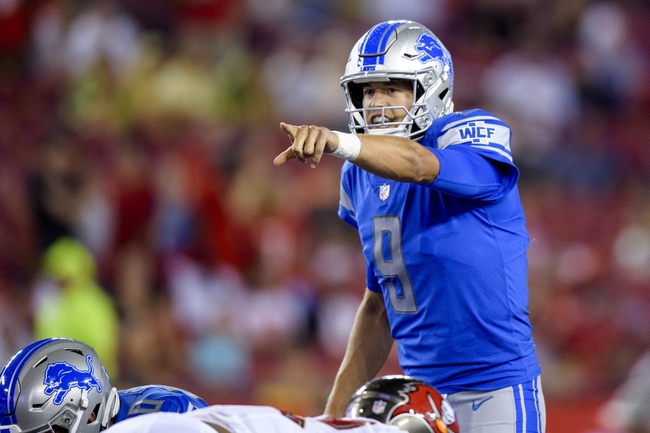 San Francisco 49ers vs. Detroit Lions - 9/16/18 NFL Pick, Odds, and Prediction