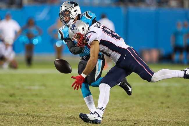 New England Patriots vs. Carolina Panthers - 8/22/19 NFL Preseason Pick, Odds, and Prediction