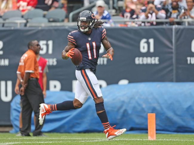 Chicago Bears vs. Buffalo Bills - 8/30/18 NFL Pick, Odds, and Prediction