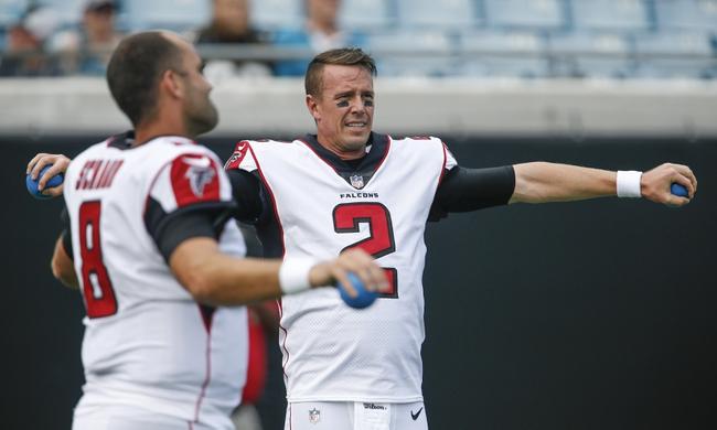 Atlanta Falcons vs. Miami Dolphins - 8/30/18 NFL Pick, Odds, and Prediction