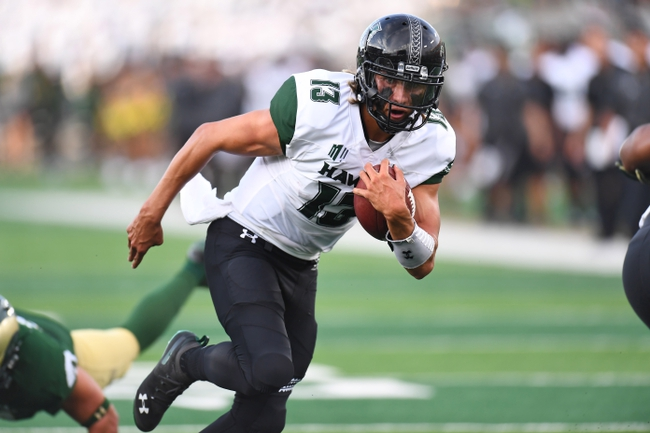 BYU vs. Hawaii - 10/13/18 College Football Pick, Odds, and Prediction