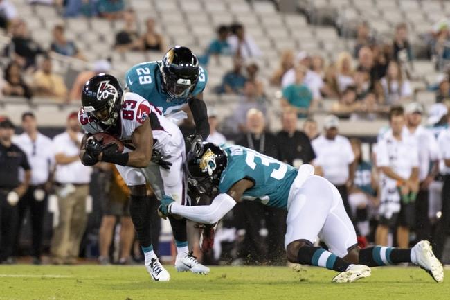 Jacksonville Jaguars vs. Atlanta Falcons - 8/29/19 NFL Preseason Pick, Odds, and Prediction