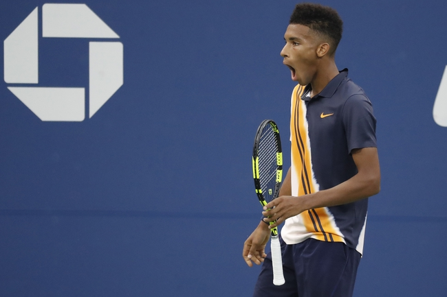 Pablo Carreno Busta vs. Felix Auger-Aliassime - 2/15/20 Rotterdam Open Tennis Pick, Odds, and Prediction
