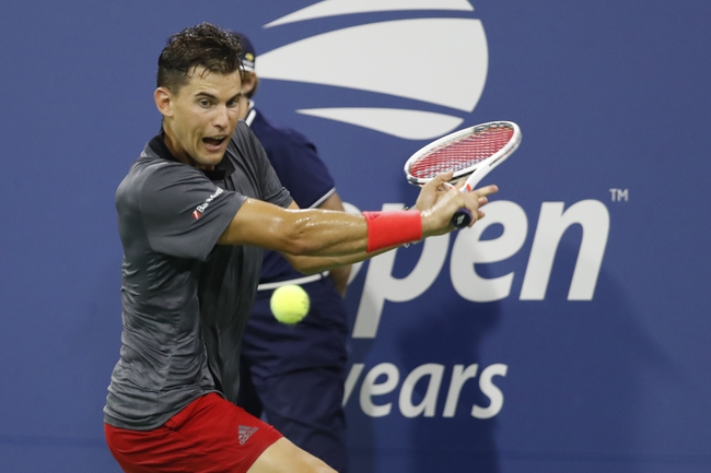 Dominic Thiem vs. Pablo Carreno Busta - 10/9/19 Shanghai Masters Tennis Pick, Odds, and Prediction