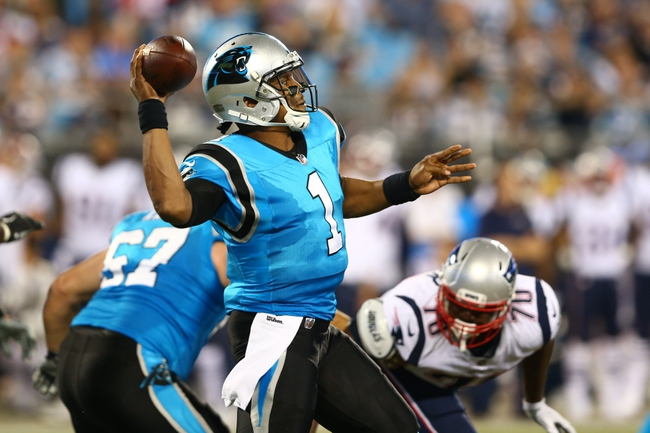 Dallas Cowboys at Carolina Panthers - 9/9/18 NFL Pick, Odds, and Prediction