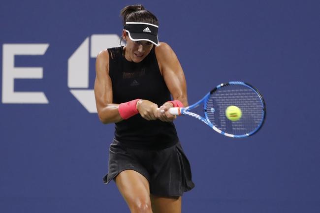 Garbine Muguruza vs. Anastasia Pavlyuchenkova - 1/29/20 Australian Open Tennis Pick, Odds & Prediction