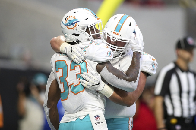 Tennessee Titans at Miami Dolphins - 9/9/18 NFL Pick, Odds, and Prediction