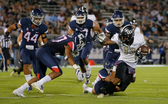 UCF vs. Connecticut - 9/28/19 College Football Pick, Odds, and Prediction