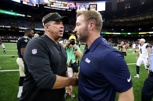 New Orleans Saints vs. Los Angeles Rams - 11/4/18 NFL Pick, Odds, and Prediction