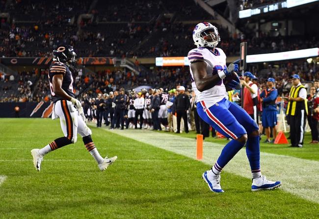 Buffalo Bills vs. Chicago Bears - 11/4/18 NFL Pick, Odds, and Prediction