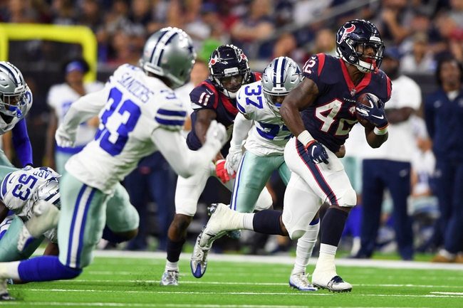 Houston Texans vs. Dallas Cowboys - 10/7/18 NFL Pick, Odds, and Prediction