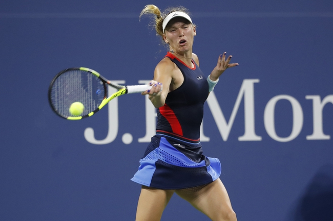 Caroline Wozniacki vs. Daria Kasatkina - 10/4/19 China Open Tennis Pick, Odds, and Prediction