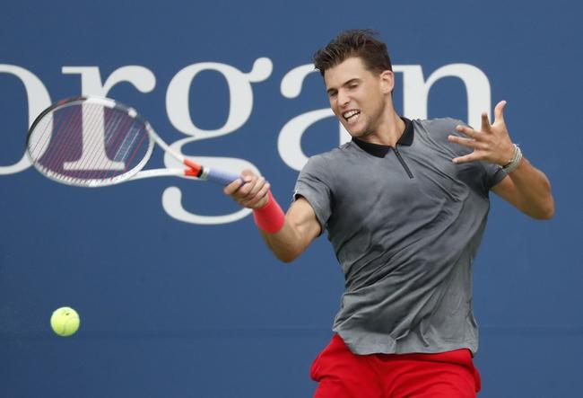 Dominic Thiem  vs. Matteo Berrettini - 10/11/19 Shanghai Masters Tennis Pick, Odds, and Prediction