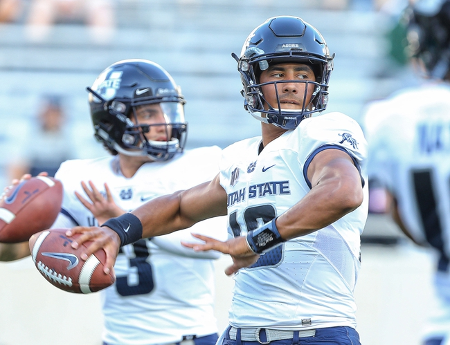 Wyoming vs. Utah State - 10/20/18 College Football Pick, Odds, and Prediction
