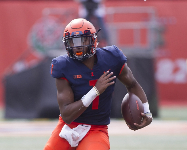 Illinois vs. Western Illinois - 9/8/18 College Football Pick, Odds, and Prediction