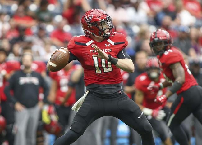 Texas Tech vs. Lamar - 9/8/18 College Football Pick, Odds, and Prediction