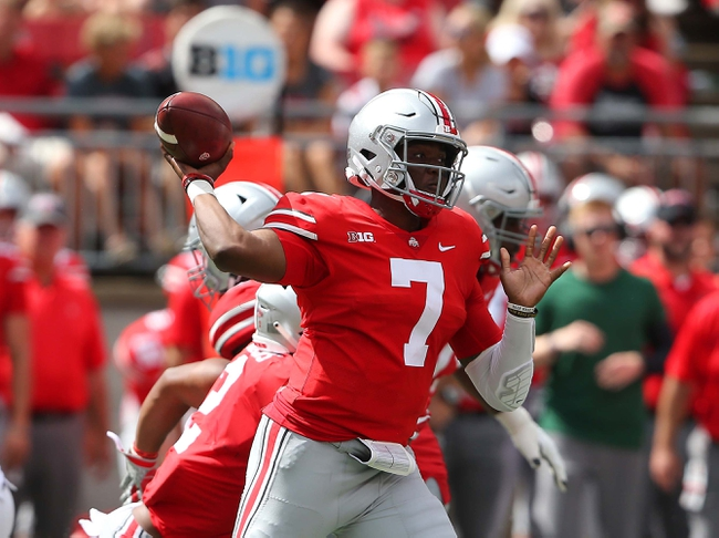 Ohio State vs. TCU - 9/15/18 College Football Pick, Odds, and Prediction