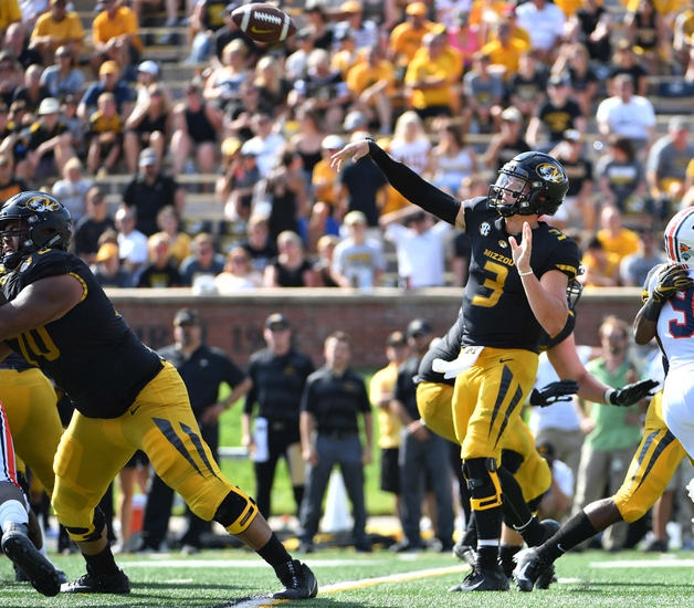 Missouri vs. Wyoming - 9/8/18 College Football Pick, Odds, and Prediction