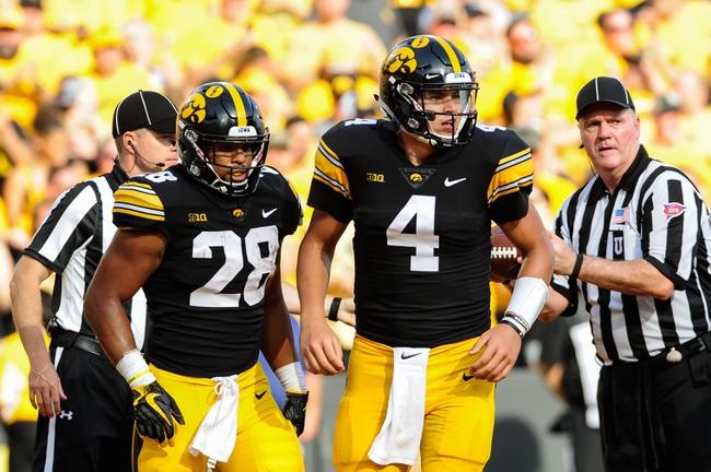 Iowa vs. Northern Iowa - 9/15/18 College Football Pick, Odds, and Prediction