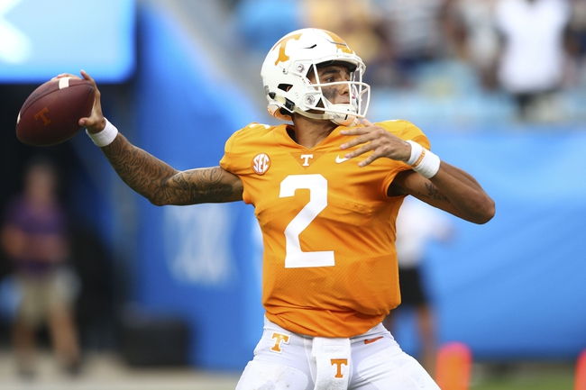 Tennessee vs. East Tennessee State - 9/8/18 College Football Pick, Odds, and Prediction