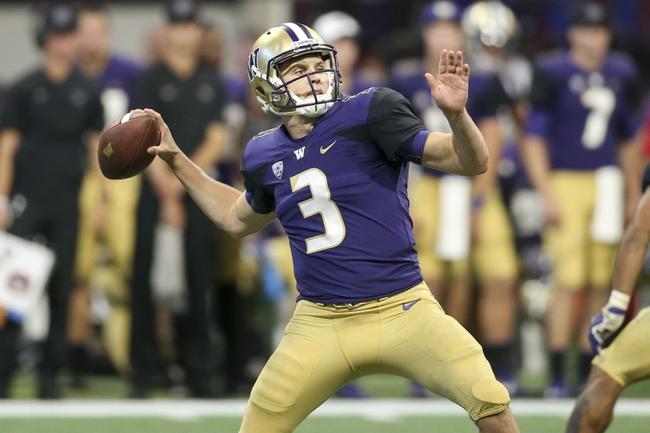 Washington vs. North Dakota - 9/8/18 College Football Pick, Odds, and Prediction