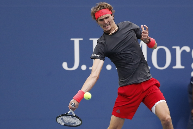 Alexander Zverev vs. Andrey Rublev - 1/27/20 Australian Open Tennis Pick, Odds & Prediction
