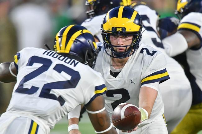 Michigan vs. Western Michigan - 9/8/18 College Football Pick, Odds, and Prediction