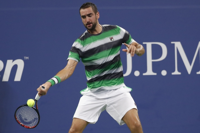 Marin Cilic vs. Filip Krajinovic - 2/17/20 Marseille Open Tennis Pick, Odds, and Predictions