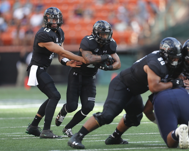 San Diego State vs. Hawaii - 11/24/18 College Football Pick, Odds, and Prediction