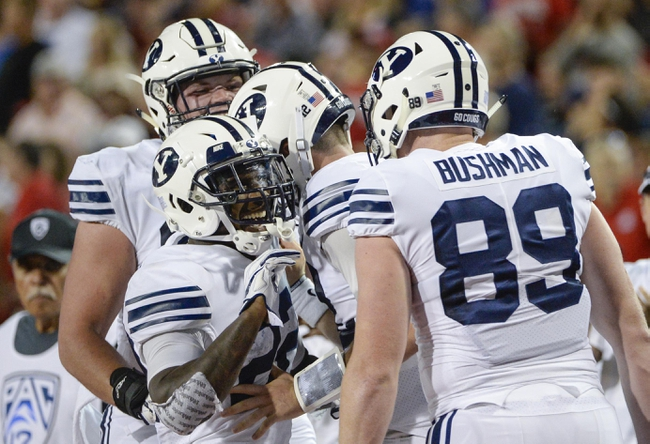 BYU vs. Liberty - 11/9/19 College Football Pick, Odds, and Prediction