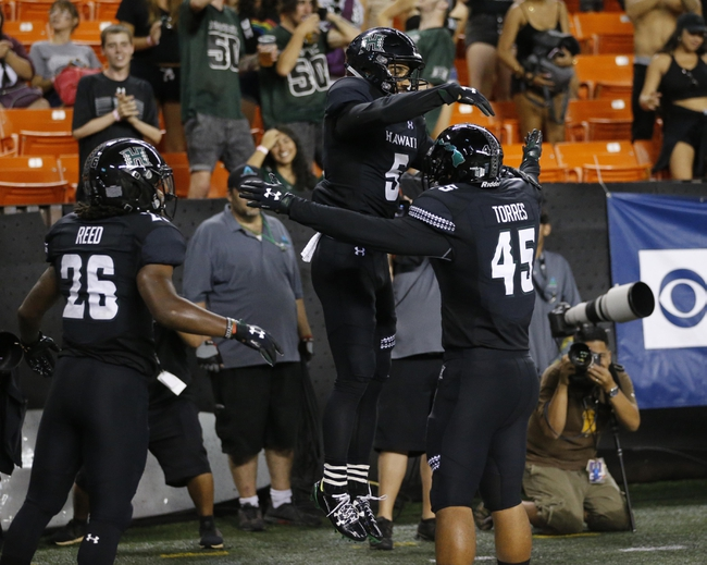 Hawaii vs. San Jose State - 11/9/19 College Football Pick, Odds, and Prediction