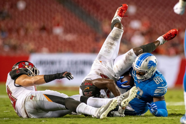 Detroit Lions vs. Tampa Bay Buccaneers - 12/15/19 NFL Pick, Odds, and Prediction