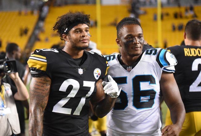 Pittsburgh Steelers vs. Carolina Panthers - 11/8/18 NFL Pick, Odds, and Prediction