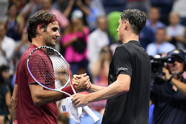 Roger Federer vs. John Millman - 1/24/20 Australian Open Tennis Pick, Odds, and Prediction