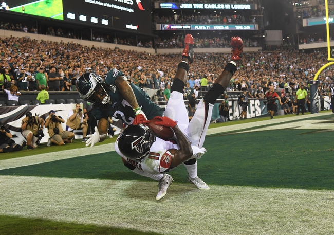 Atlanta Falcons vs. Philadelphia Eagles - 9/15/19 NFL Pick, Odds, and Prediction