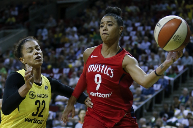 Seattle Storm vs. New York Liberty - 8/18/20 WNBA Pick, Odds, and Prediction