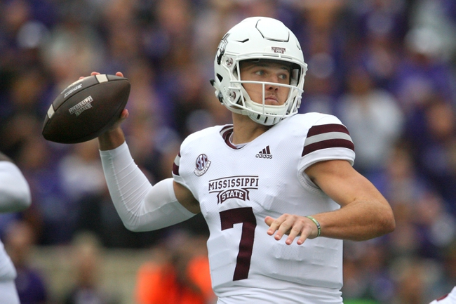 Kentucky vs. Mississippi State - 9/22/18 College Football Pick, Odds, and Prediction