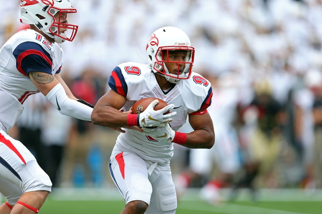 Liberty vs. Idaho State - 10/20/18 College Football Pick, Odds, and Prediction