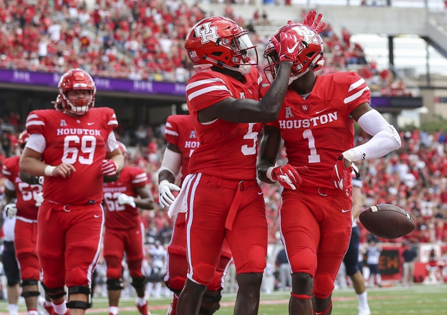 Houston vs. USF - 10/27/18 College Football Pick, Odds, and Prediction