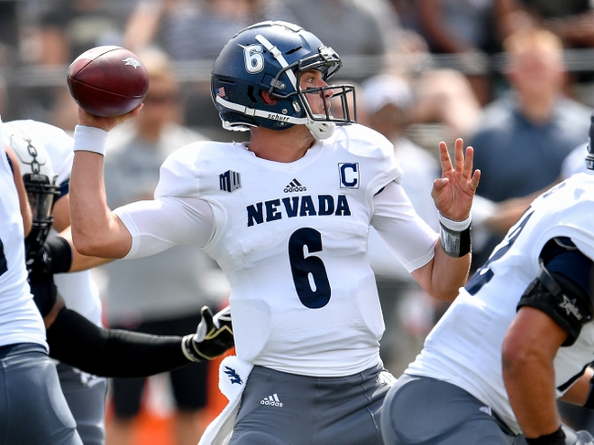 Hawaii vs. Nevada - 10/21/18 College Football Pick, Odds, and Prediction