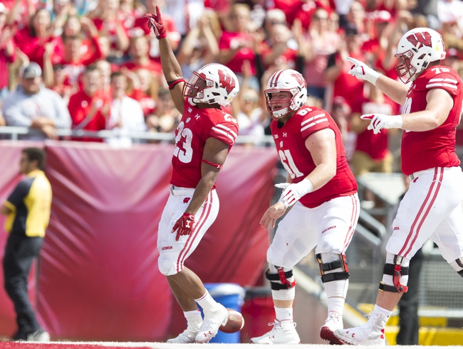 Wisconsin vs. BYU - 9/15/18 College Football Pick, Odds, and Prediction