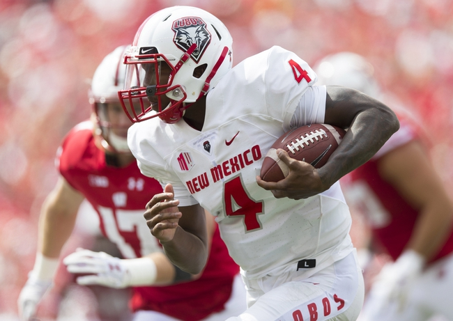 New Mexico State vs. New Mexico - 9/15/18 College Football Pick, Odds, and Prediction