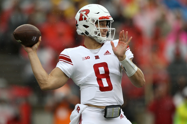 Rutgers vs. Indiana - 9/29/18 College Football Pick, Odds, and Prediction