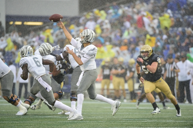 Memphis vs. Navy - 9/26/19 College Football Pick, Odds, and Prediction