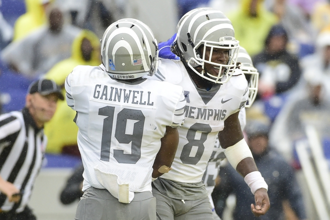 Memphis vs. South Alabama - 9/22/18 College Football Pick, Odds, and Prediction