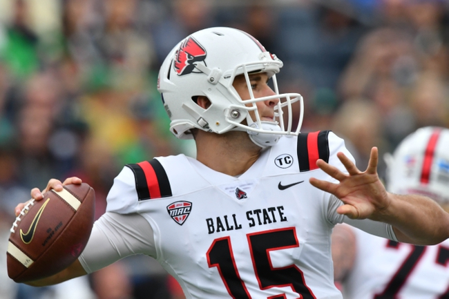 Ball State vs. Western Michigan - 11/13/18 College Football Pick, Odds, and Prediction