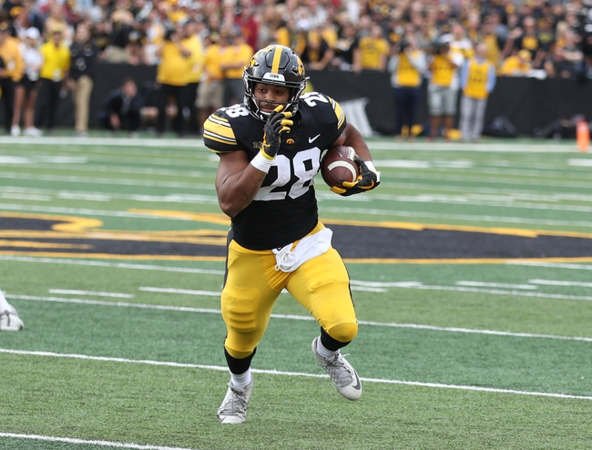Iowa vs. Wisconsin - 9/22/18 College Football Pick, Odds, and Prediction