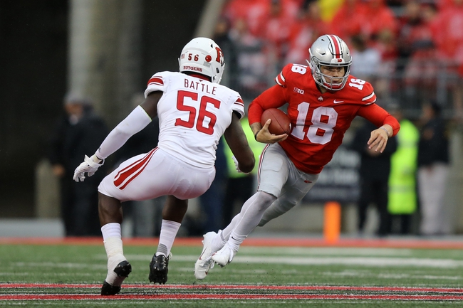 Rutgers vs. Ohio State - 11/16/19 College Football Pick, Odds, and Prediction