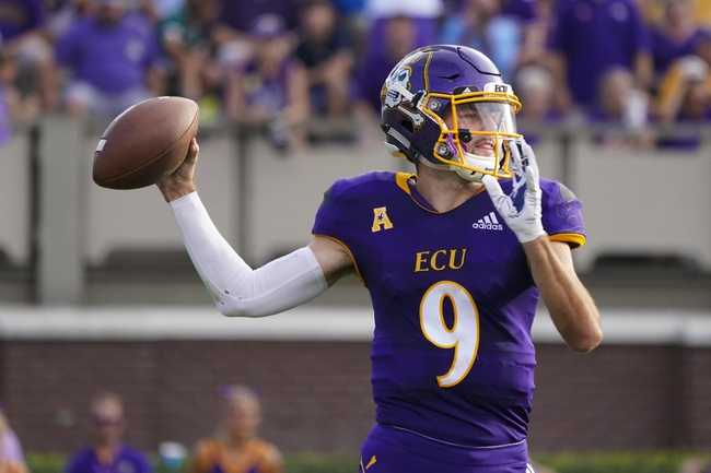 East Carolina vs. Old Dominion - 9/29/18 College Football Pick, Odds, and Prediction