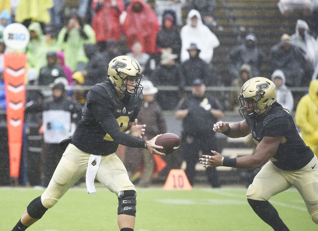 Purdue vs. TCU - 9/14/19 College Football Pick, Odds, and Prediction